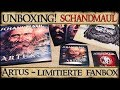 Thumbnail for Unboxing   Schandmaul: Artus - Limitierte Fanbox