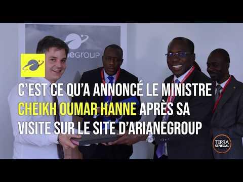 Le Premier Nano-Satellite Sénégalais Sera Lancé D'Ici 2 Ans