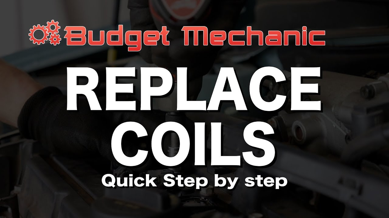 Replace Ignition Coils on Hyundai Accent Rio - Misfire Code