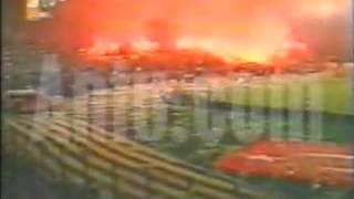 1998 Uefa Kupası 1. Tur / Fenerbahce 1-0 Parma { Maç Öncesi Tribün Şov + Röpörtajlar }