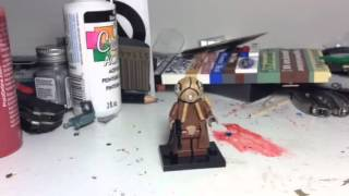 Custom Painted 4-Lom And Zuckuss Review