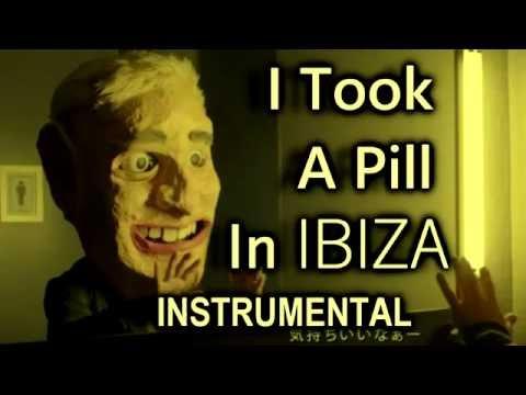 Cover Lagu I Took A Pill In Ibiza Instrumental, No Vocals STAFABAND
