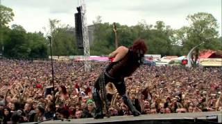 Steel Panther - Just Like Tiger Woods (Live at Download Festival )