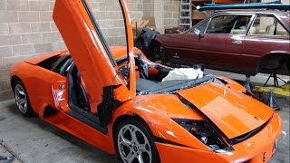видео бизнес на разборке автомбиля