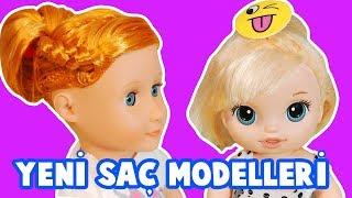 Video Oyuncak Bebeklerime YENİ Saç Modelleri Yaptım   Oyuncak Butiğim download MP3, 3GP, MP4, WEBM, AVI, FLV November 2017