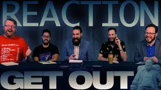 Get Out (2017) MOVIE REACTION!!