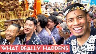 How to Japanese FESTIVAL | Mikoshi Matsuri Guide
