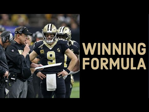 [OC] Film Breakdown: How the Saints use Pass Game Concepts Dagger and Y-Cross to Create Chunk Plays
