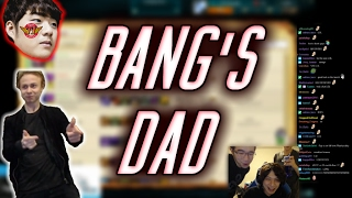 C9 Sneaky | SKT Bang's Dad (Special Ending Starring C9 Reapered & C9 Robin)