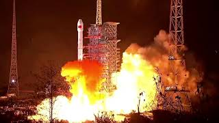 Long March-3B launches ChinaSat-2D (Zhongxing-2D)