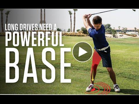 Long Drives need a Powerful Base