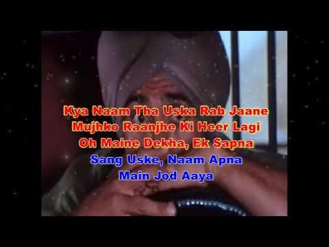 Main Nikla Gaddi Leke karaoke