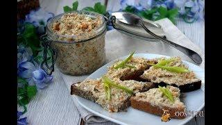 Закуски из рыбы. Намазка для бутербродов из сельди