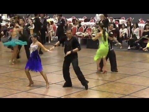 5th Singapore Open Dance Championship - 8 Nov 2015 (Latin Events - Video5)
