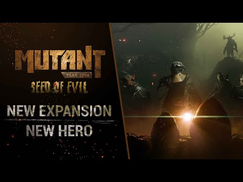 Mutant Year Zero's First Expansion, Seed of Evil, Is Out
