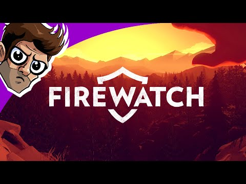 The Entire Game of Firewatch [Full Stream] - Lyle McDouchebag