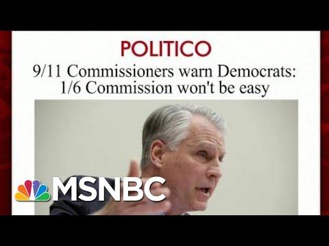 Legislation Authorizing Insurrection Commission Could Come This Week   Morning Joe   MSNBC