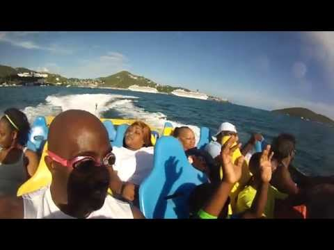 Screaming Eagle High Speed Boat Ride in St. Thomas USVI is off the chain!