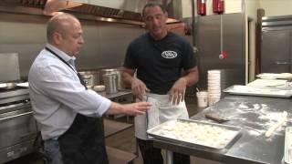 Plate Night- How To Make Gnocchi & Chicken Saltimbocca W/ Utica Greens Ep 09