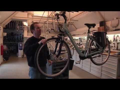 remkabel fiets lose weight