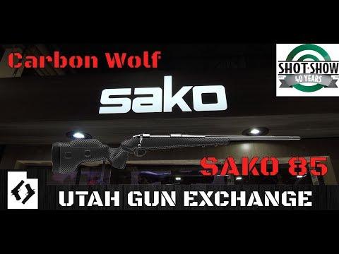 SHOT Show - 2018 NEW Sako 85  Precision Rifle!