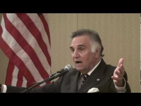 Tony LoBianco at Americans For Liberty