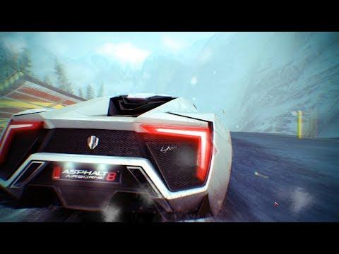 LYKAN POWER !!! | Asphalt 8 Lykan HyperSport Multiplayer Test After Update 38