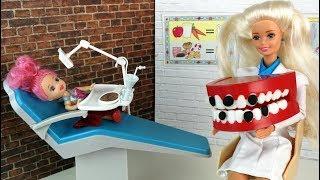 ВСЕМ НА ПРОВЕРКУ! Мультик Куклы #Барби Школа Игрушки Для девочек