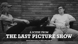 """A Scene From """"The Last Picture Show"""" (2018)"""