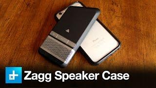 Zagg Speaker Case for iPhone 6 - Review