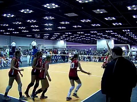 2009 MEQ Mideast Qualifiers - Panther VBC 16-1s Second Day Second Match