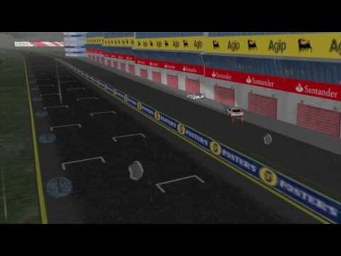 Redline GT3 championship Imola