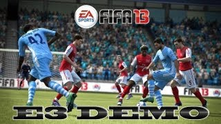 FIFA 13 - E3 2012 Gameplay Demo [HD] (Xbox 360)
