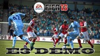 FIFA 13 - E3 2012 Gameplay Demo [HD] (Xbox 360)