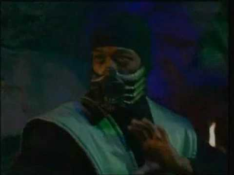 Mortal Kombat Conquest - Reptile Vs Reptilian - YouTube