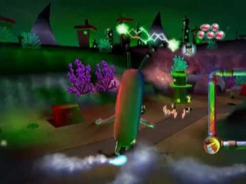 SpongeBob SquarePants: Creature from the Krusty Krab (PS2) - Part 6
