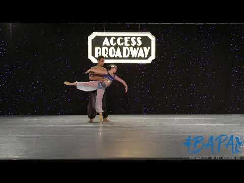 arabian pas de deux | access broadway