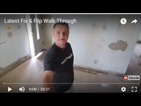 Latest NJ Flip  - Walk Through and Much More!