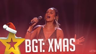 Alesha Dixon ft. Tokio Myers - Have Yourself A Merry Little Christmas!| Britain's Got Talent 2020🎅