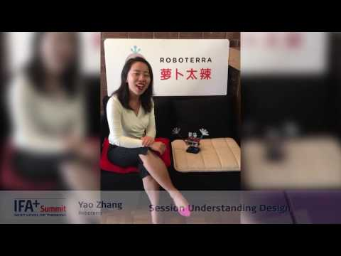 IFA+ Summit 2016 - Yao Zhang - YouTube