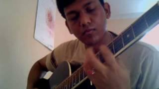Lakshya - Agar main kahun - guitar intro and interlude by Mukta.wmv