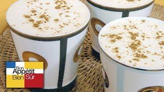 [Recette] Cappuccino De Pommes de Terre et Munster - Chef Jean Georges Klein