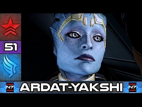 Mass Effect 2: Samara's Daughter, the Ardat-Yakshi - Paragon Story Walkthrough #51
