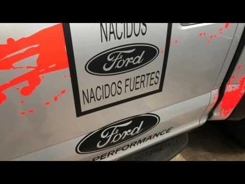 Ford F-150 (Lobo) Raptor 2017