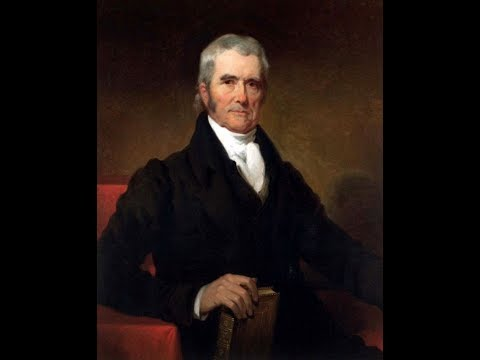 American Artifacts: Chief Justice John Marshall's Life & Legacy Preview