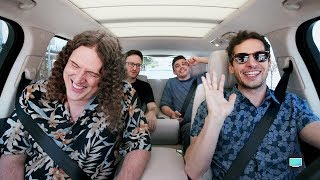 "Carpool Karaoke: The Series - ""Weird Al"" Yankovic & The Lonely Island Sing ""Fat"" - Apple TV app"