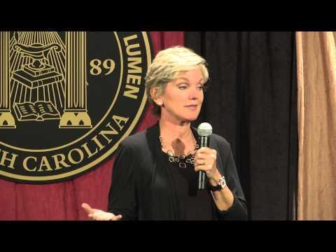 Jennifer Granholm on representation of women in the workplace