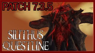 Upcoming in Warcraft: Patch 7.3.5 and the Silithus Questline