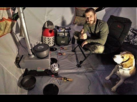 Зимняя Рыбалка С Ночёвкой.2018-2019!!! Дом На Льду. Рыбалка Будущего. Как Поймать Леща.