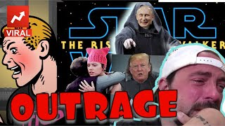 SPOILERS: KEVIN SMITH IS RIGHT! And STAR WARS THE RISE OF SKYWALKER is a spasm of ORANGE MAN BAD!